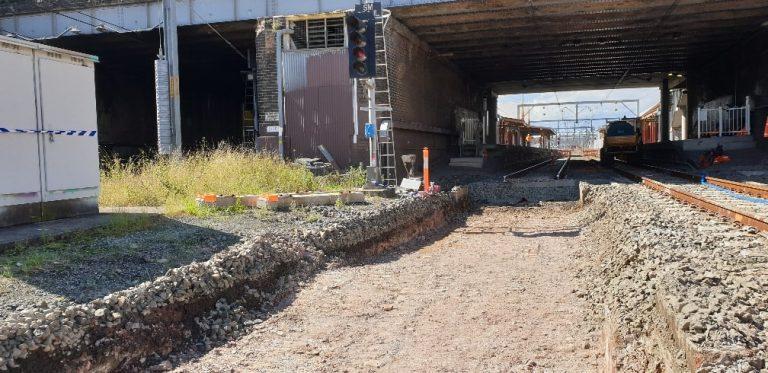 sydney metro reconditioning works