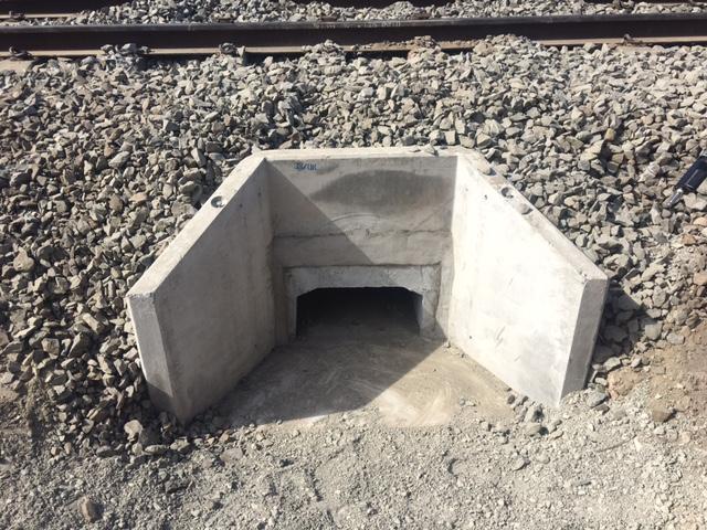 Drainage ULX construction