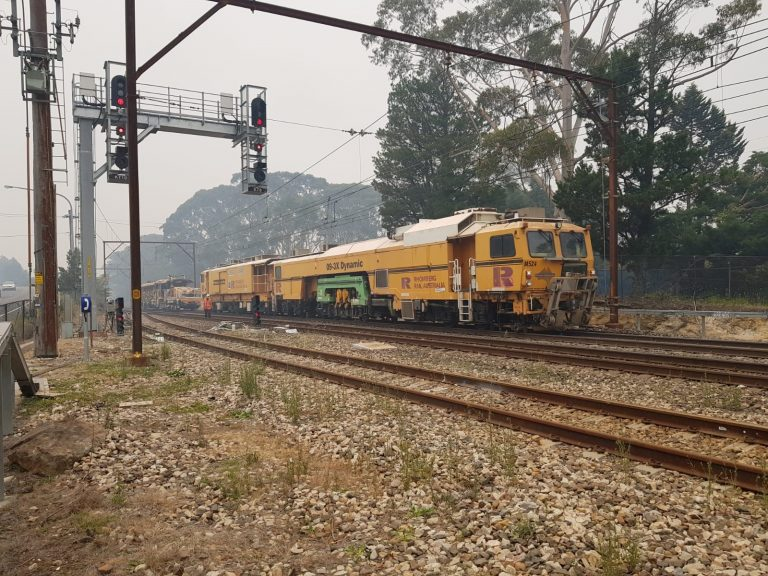 Blue Mountains Rail Clearance Project - Bell